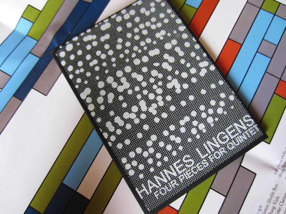 Hannes Lingens Four Pieces for Quintet